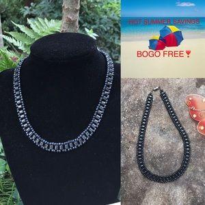 """Jewelry - 🏖Hematite ~14"""" Necklace🏖"""
